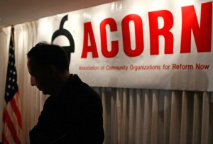 ACORN coverage dies before it even had a chance.